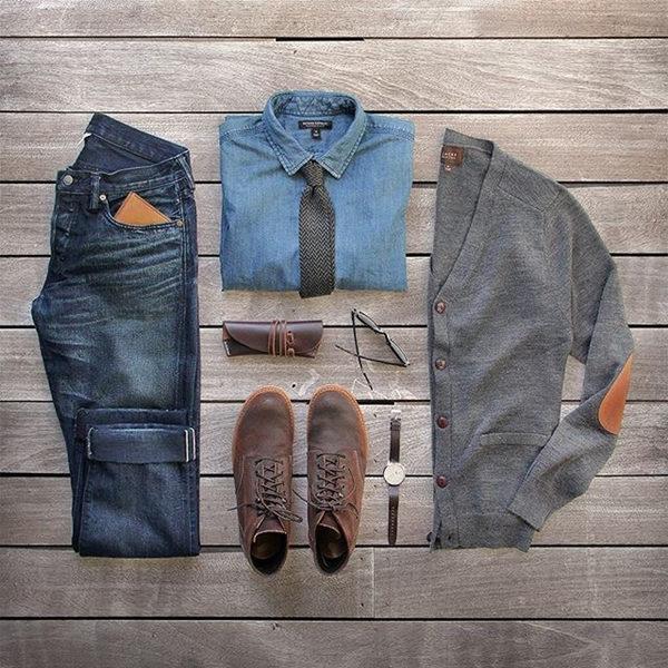 men's fashion collocation-3