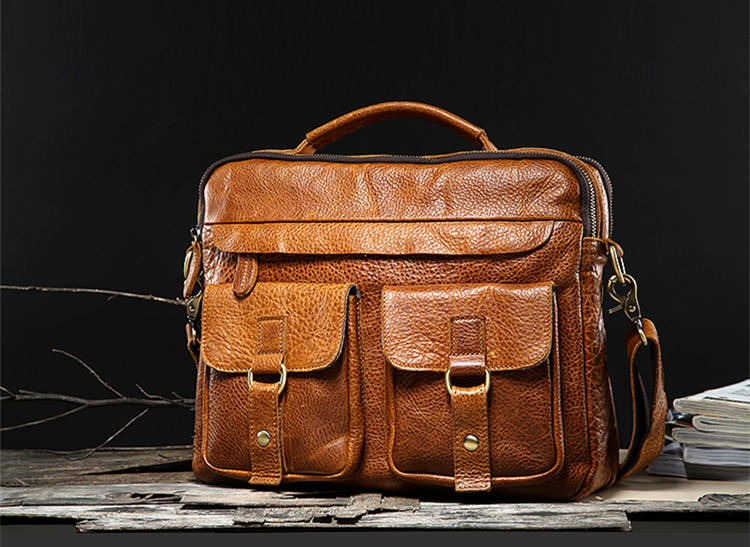 original retro hand leather bags