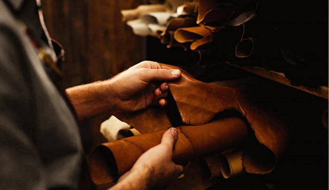 the knowledge of leather