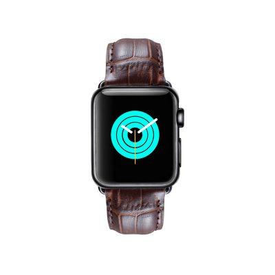 Alligator Apple Watch Bands, Alligator iWatch Straps
