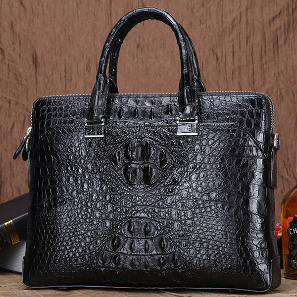 Alligators bags for men