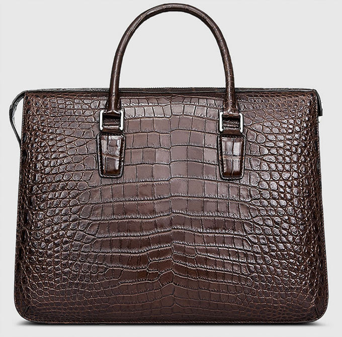 6241bca3a412 Luxury Crocodile Bag