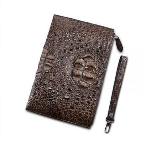 Casual Genuine Crocodile Wallet