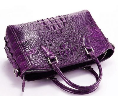 Crocodile Purse Handbag-1