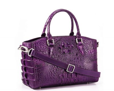 Crocodile Purse Handbag