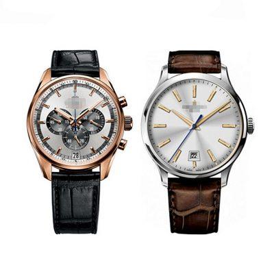 Genuine Alligator Leather Watch Band-Sample