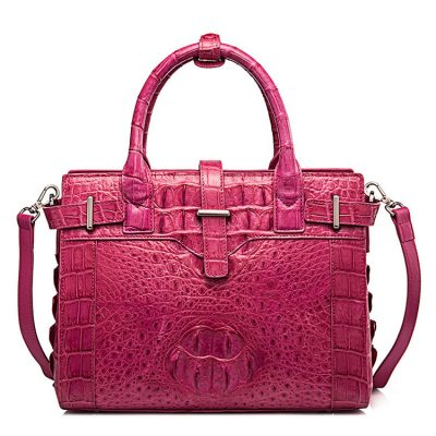 Genuine Crocodile Handbag, Crocodile Crossbody Bag