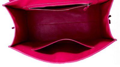 Genuine Crocodile Handbag, Shoulder Bag-Inside