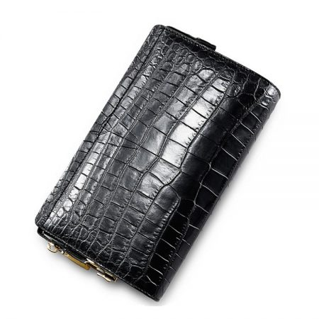 Large Genuine Crocodile Wallet