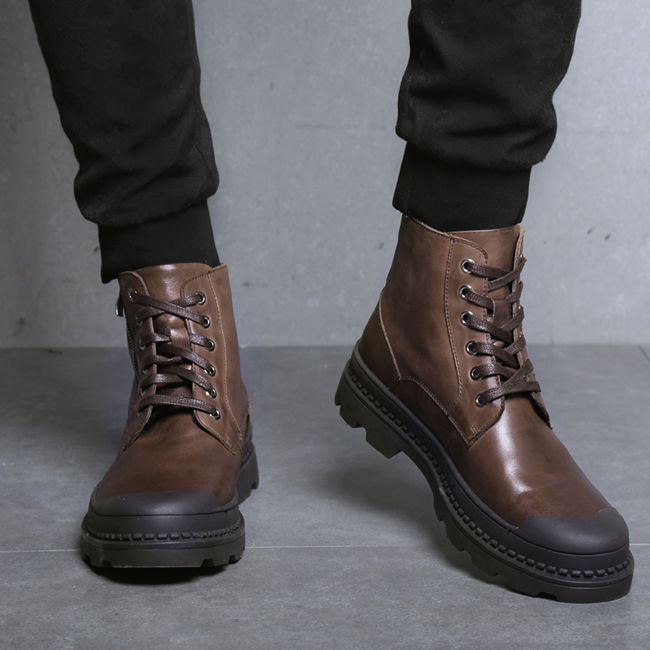 Leather Boots are Every Man Must Have in Their Wardrobe
