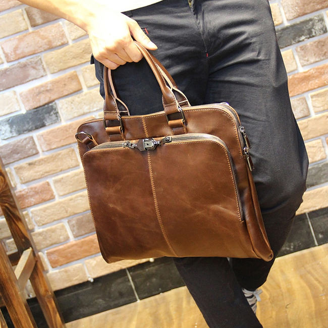 Leather Briefcase is Every Man Must Have in Their Wardrobe