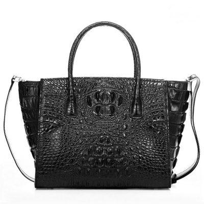 Stylish Crocodile Crocodile Handbag, Crocodile Shoulder Bag