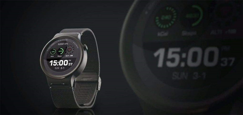 Android Wear-Huawei Watch