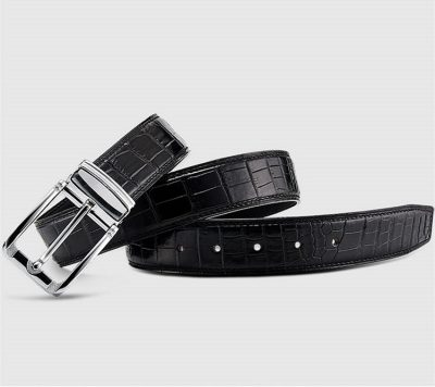 Classic & Fashion Genuine Crocodile Belt-1