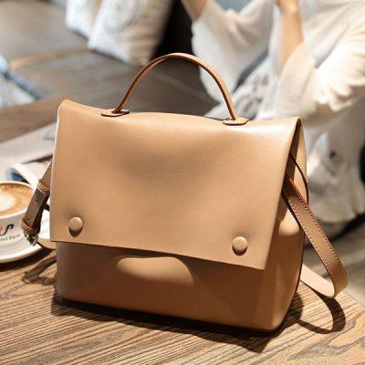 Summer Shopping Leather Handbags