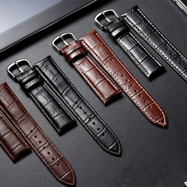 Best Longines Alligator Bands