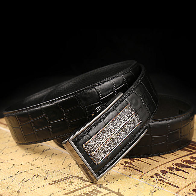 Crocodile Belt-Gifts for Men