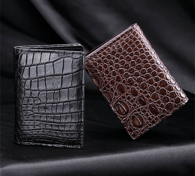 Crocodile Wallet-Gifts for Men