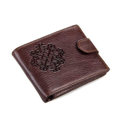 Genuine Leather Wallet Card Holder