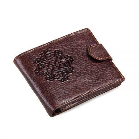 Genuine Leather Wallet Card Holder