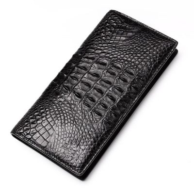 Closed and Open Way of the Crocodile Wallet