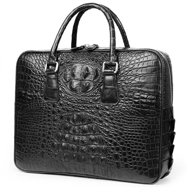 Every Successful Man Should Have Crocodile Bag