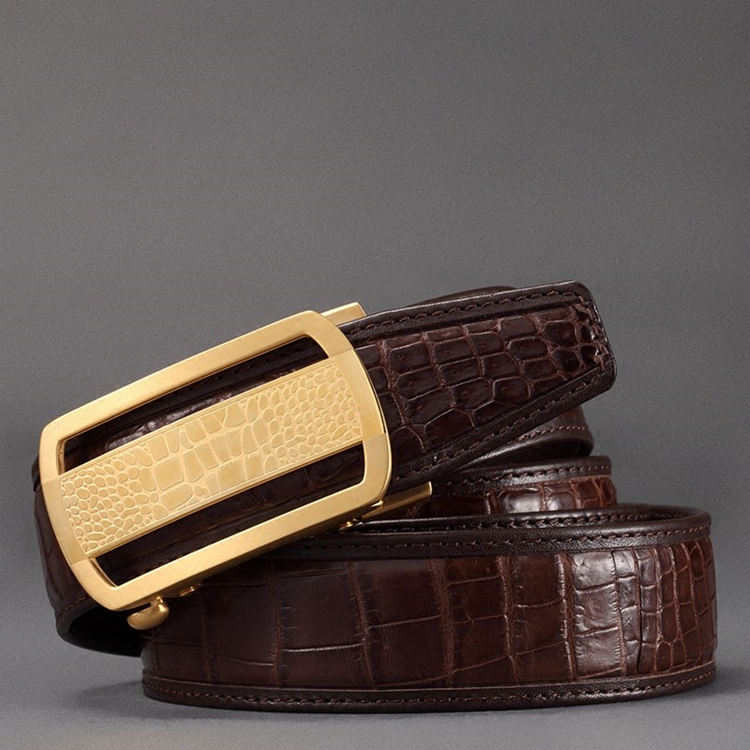 Crocodile Belt ART.NO 010