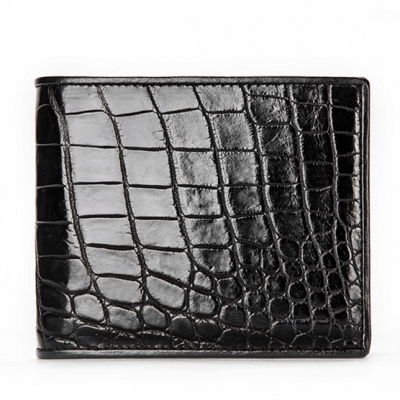 Crocodile Bifold Wallet