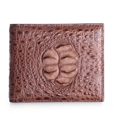 Crocodile Hornback Skin Wallet